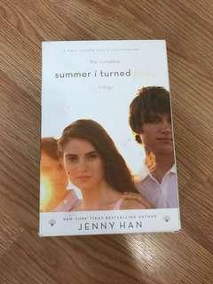Summer I Turned Pretty Trilogy (J. Han)