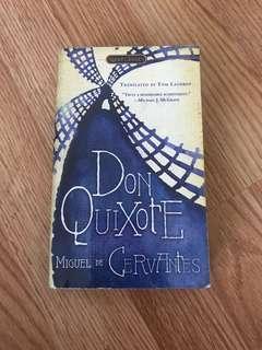 Don Quixote (M. de Cervantes)