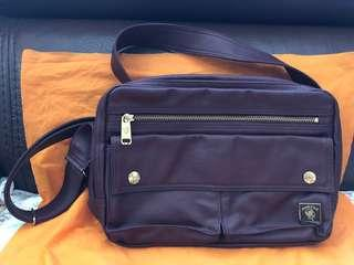 ( 代放)Porter international bag - burgundy color