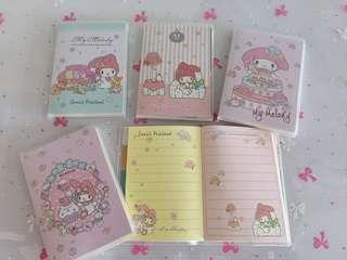 Melody Korea Version Color NoteBk