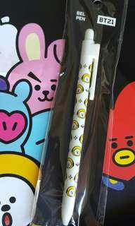 BT21 x Monopoly Gel Pen - Chimmy