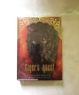 The Tiger Saga #2: Tiger's Quest by Colleen Houck