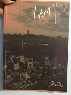 STRAY KIDS : I AM YOU ALBUM