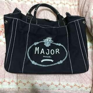 🚚 Major 帆布包