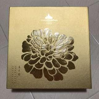 Goodwood Park Mooncake Box (empty)