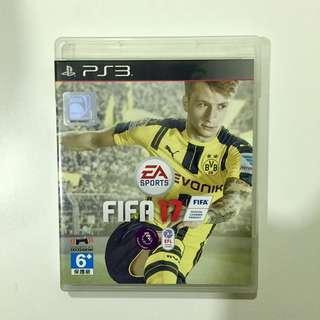 FIFA 17 PS3 Playstation Game