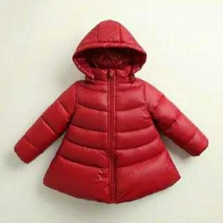 [NEW] Girls Down Jacket!