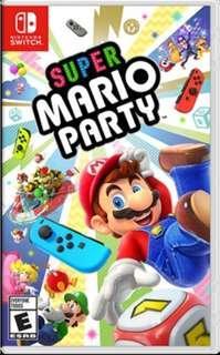 WTB Super Mario Party