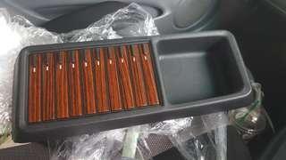 Brand new w124 200e 230e 260e 280e e200 e220 e280 casette console genuine mercedes benz parts