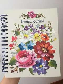 Paperchase Recipe Journal