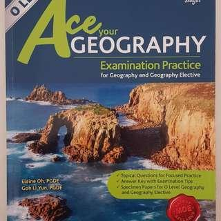 Ace Your Geography Exam Practice (Assessment Book)