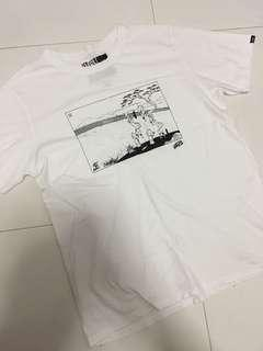 VANS ART COLLECTION TEE