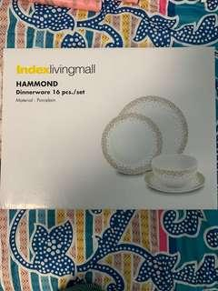 Hammond Dinnerware 16pcs set
