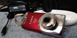 Camera canon ixus i zoom