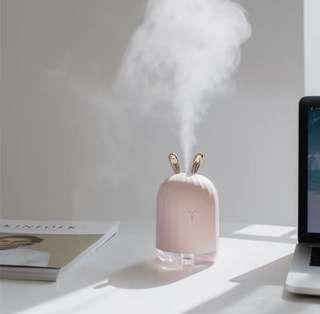 Cute mini desk air humidifier