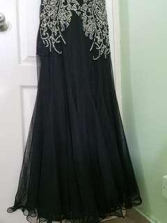 長身裙 maxi dress