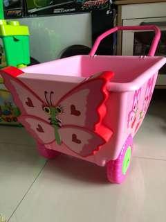 Baby PushCart (Bought in USA)