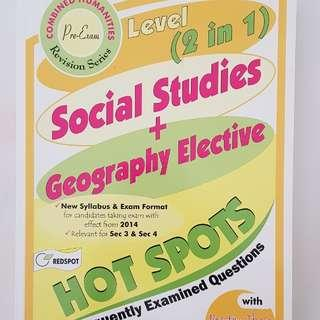 Combined Humanities (Elective Geo + Social Studies) Guide Book