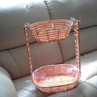 Basket For Flowers/fruits/gift