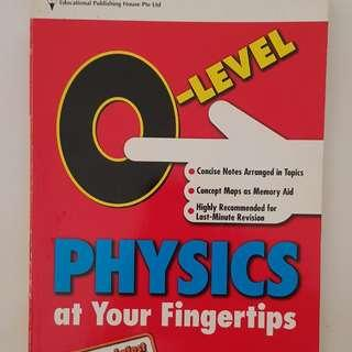 O Level (Pure) Physics Revision Guide