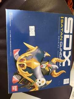 Bandai - SDX ISATAN GUNDAM (盒殘如圖)