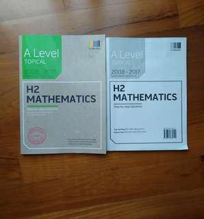 A Level H2 Math TYS