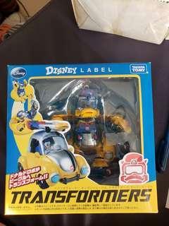 Takara Tomy - Transformers (Disney) (盒殘如圖)