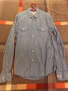 Esprit shirt blue
