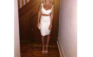 Harpers Bandage Skirt