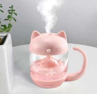 Adorable Air Humidifier with light