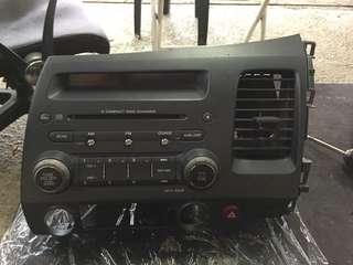 Radio civic FD