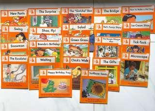 The Story Box books