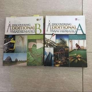 A maths textbooks