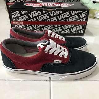 Vans Era Navy/Red (Classic)
