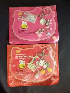 Hello Kitty 成人迷你八達通卡(共兩款),共800蚊