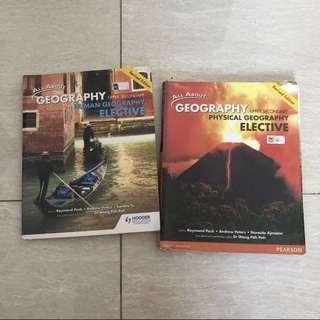 Combined Geography Textbooks
