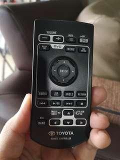 Toyota Radio Controller
