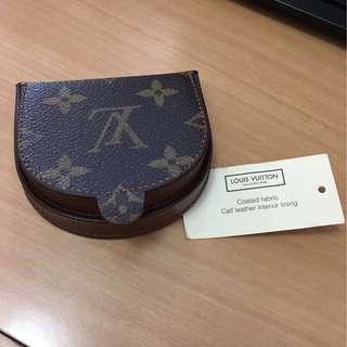LV LOUIS Vuitton coins bag 全新珍藏 100% real