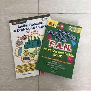 Emaths real world context Assessment Book and guide book
