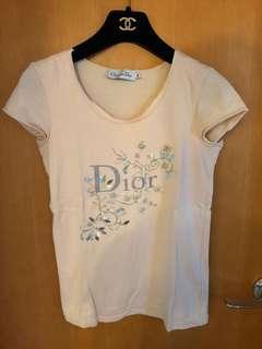 Christian Dior Tee 上衣