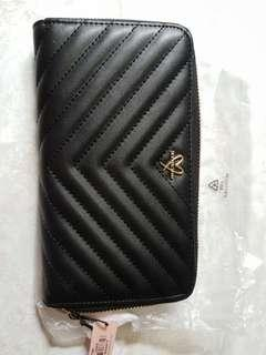 Brand new in package victoria secret wallet $50mailed