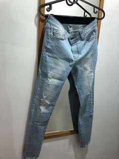 Korea skinny jeans  👖 韓國牛仔褲