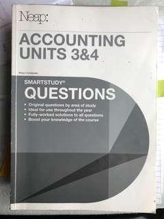 Neap SmartStudy Questions Accounting