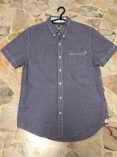 Timberland Short Sleeve Shirt (Slim Fit)