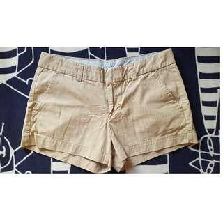 UNIQLO Khaki Short shorts