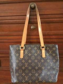 LV small zippy tote bag