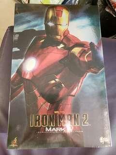 Hot Toys Ltd - Iron man 2 Mark IV