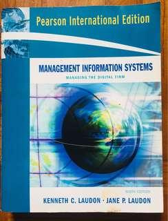 Management Information Systems , Ninth Edition