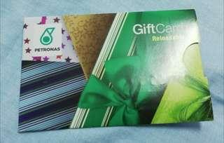 Petronas Gift Card RM1000 (Reloadable)