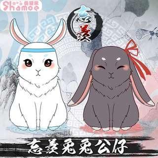 [PO] The Grandmaster of Demonic Cultivation Bunny Plush